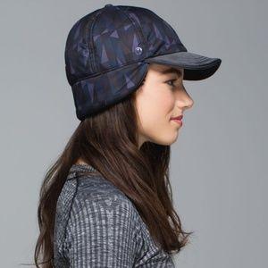 Lululemon Fluffed Up Run Hat